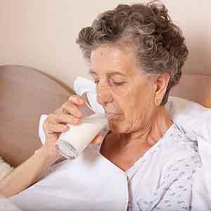 Convalescent patients