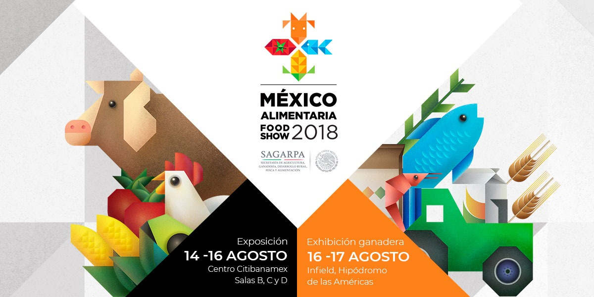 food show Mexico Alimentaria 2018